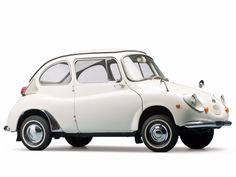 Check out this 1960 #Subaru 360 for #ThrowbackThursday #TBT