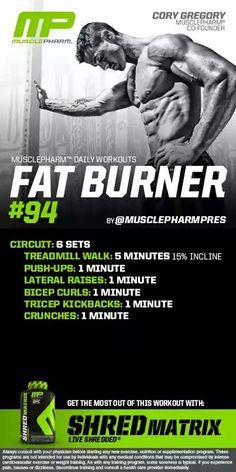 MP Fat Burner #94