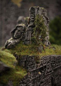 Tabletop, Warhammer Figures, Warhammer Terrain, Model Shop, Wargaming Terrain, Miniture Things, Miniatures, Fantasy, Landscape