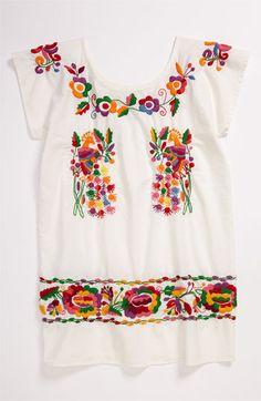 Peek 'Marisol' Dress (Toddler, Little Girls & Big Girls) | Nordstrom
