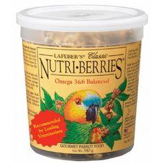 Lafeber Nutri-Berries Classic -  Papegaai 340 gram - AvonturiaShop