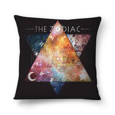 The Zodiac  #almofada #pillows #astrology #astrologia #zodiac #zodíaco #art #signos #decor #decoração