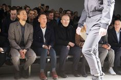 Charlie Hunnam in Milan for Calvin Klein January 2015|Lainey Gossip Entertainment Update