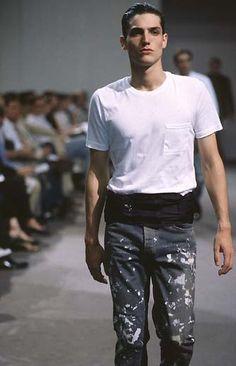 Helmut Lang Spring 1998 .