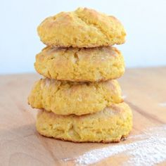 Quick and Easy Sweet Potato Biscuits