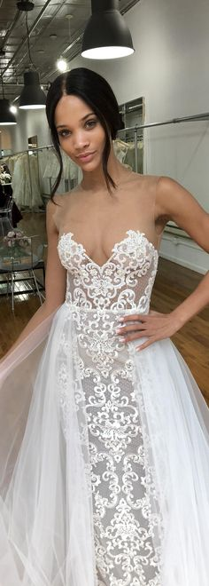 Our super sexy CAMILA style is already a favorite from the Muse by Berta City of Angels collection