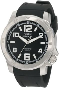 #Invicta #Women's 0487 Angel Collection Cubic Zirconia Accented Polyurethane #Watch       Invicta watch       http://amzn.to/HeO19d
