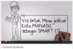 Manado Smart City VideoScribe