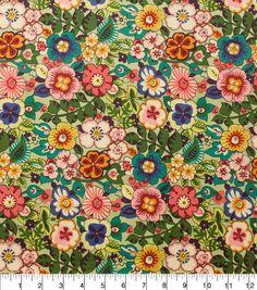 Alexander Henry Cotton Fabric-Rennie