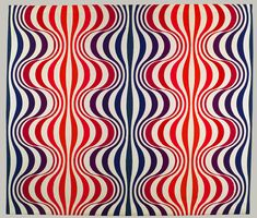 "Verner Panton: ""Mira-Spectrum"" textile (2001.405.2)   Heilbrunn Timeline of Art History   The Metropolitan Museum of Art"