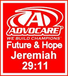 Advocare. A Future. A Hope.