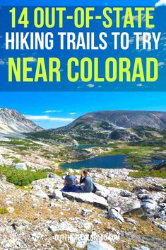 Looking for a new hike to do outside of Colorado? Here are 14 trails to try near the state line. #OutThereColorado #Travel #Colorado #ColoradoVacation #ColoradoSprings #Denver #Breckenridge #RockyMountainNationalPark #Mountains #Adventure #ColoradoFall #ColoradoPhotography #ColoradoWildlife #Mountains #Explore #REI #optoutside #Hike #Explore #Vacation Carlsbad Caverns National Park, Canyonlands National Park, Rio Grande Gorge, Taos Ski Valley, River Trail, Oregon Trail, Natural Bridge, Colorado Hiking, Rocky Mountain National Park