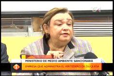 Ministerio De Medio Ambiente Sancionará Empresa Que Administra El Vertedero De Duquesa#Video