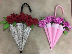 Paper flower bouquet craft for kids – Artofit Valentine Crafts For Kids, Mothers Day Crafts, Diy And Crafts, Arts And Crafts, Paper Crafts, Green Craft, Ribbon Sculpture, Paper Quilling, Flower Crafts