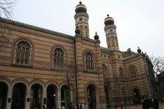 The Central Synagogue in #Budapest Dohány Street, in the old Jewish Quarter, district VII.