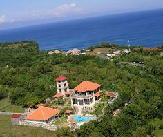 Puru Uluwatu Resort Bali - aerial view