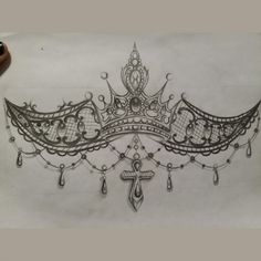 underbust tattoo | Custom underbreast tattoo design #tattooart #tattoodesign #tattoos # ... More