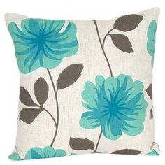 Found it at Wayfair - Decorative Pillow in Blue