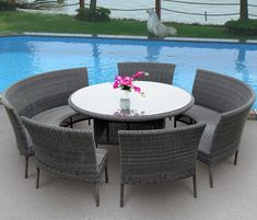 10 Best Modern Outdoor Dining Sets Images Modern Outdoor Dining