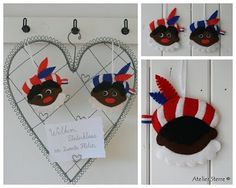 I have a heart like this one, love the idea of using it for Sinterklaas decoration.