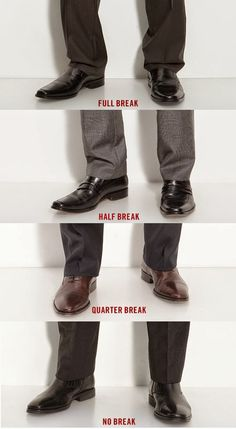 """Go for a """"no break"""" look in your pants. 21 Style Rules That'll Help Any Guy Look Taller Sharp Dressed Man, Well Dressed Men, Mode Masculine, Traje Slim, Style Masculin, Look Man, Herren Outfit, Men Style Tips, Guy Style"""