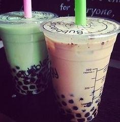 bubble tea:)