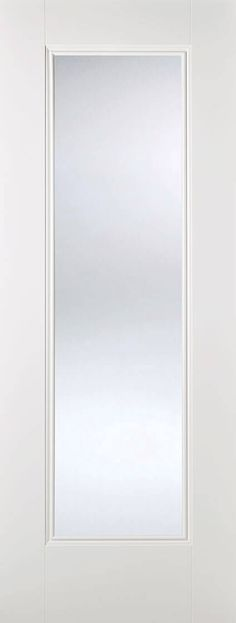 Internal White Primed Clear Glazed Eindhoven Door The glazed Eindhoven door radiates elegance, a stunning clear glazed panel design with beautiful decorative detail around the outer edge of the panel. Grand Entrance, Entrance Doors, White Interior Doors, Door Images, External Doors, Fire Doors, Contemporary Doors, Solid Doors, Traditional Doors