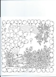 Para imprimir 4 on pinterest coloring books adult for Debbie macomber coloring book pages