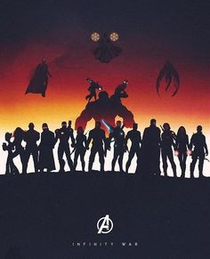 Avengers Infinite War super lit poster has all of the heroes in one very cool and awesome (Fan Friday)! Marvel Dc Comics, Marvel Avengers, Memes Marvel, Avengers Poster, Steve Rogers, Super Anime, Die Rächer, Avengers Wallpaper, Film Serie