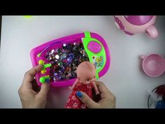 Baby Potty Training and Taking a Bath by Kids Wow Collector - YouTube