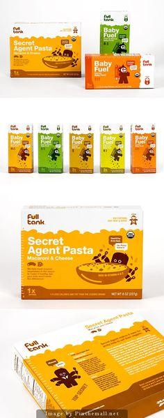 Kids Packaging, Food Box Packaging, Honey Packaging, Food Packaging Design, Packaging Design Inspiration, Brand Packaging, Food Packing Boxes, Packing Box Design, Baby Food By Age