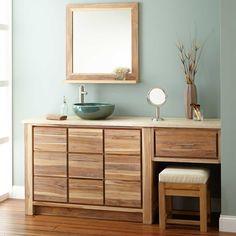 London 36 Inch Single Sink Espresso 4 Drawer Vanity Set