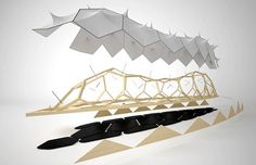 The Cutty Sark temporary structure. From Fast Company, via Flickr