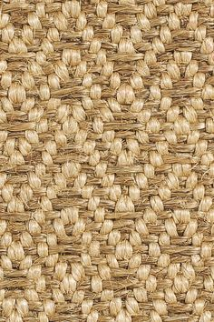 Dune sisal rug in Tan colorway, by Merida.