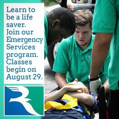 Learn to be a life-saver with our incredible Emergency Services Program: http://ift.tt/2auOaMV #emt #rccfall  #transferclass #rappahannock #community #college #NNKVA #comm_college #rccfall #newkent #kinggeorge #warsaw #Gloucester #nnk #northernneck #glenns #northernneckva #middlepeninsula #midpenva