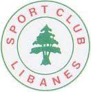 SPORT CLUB LIBANES - SÃO PAULO - MEGA DISTINTIVOS™ - Clubes de Futebol do Mundo
