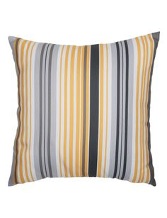 The Darcy cushion features a pop of mustard and will bring a contemporary look to your living space. Color Themes, Farmers, Mustard, Living Spaces, Cushions, Lounge, Throw Pillows, Contemporary, Pop