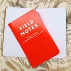 Naturalist Notebook Design: FieldNotes