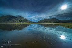 blue reflexion by agnesperrodon via http://ift.tt/2qDmHPO