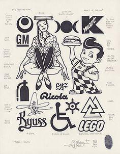 Kyuss by Mike Giant, Picture Tattoos, Tattoo Pics, Tattoo Ideas, Dessin Old School, Mike Giant, Flash Design, Tattoo Illustration, Body Art Tattoos, Tatoos