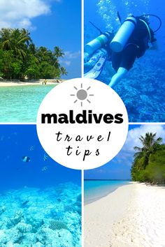 Maldives are a bucket list worthy experience... No one can argue that! Check out the article for a bunch of Maldives travel tips and top ways to save money! $$$