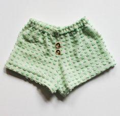 Vintage Chenille shorts