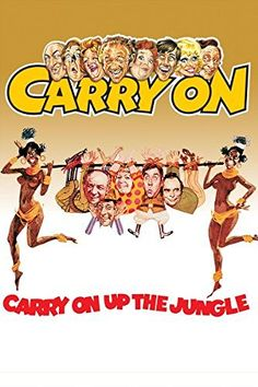 Carry On Up the Jungle Amazon Video ~ Frankie Howerd, https://www.amazon.co.uk/dp/B00H375H4C/ref=cm_sw_r_pi_dp_eWo9xbENSQZGN
