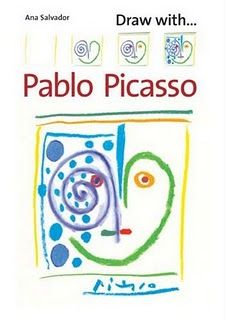 Draw with Pablo Picasso UK Eduacation Experiment Site @ http://www.smartyoungthings.co.uk