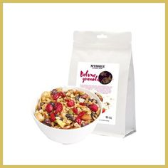 Free shipping Australian Myshee Deluxe Granola Fruit granules nuts Cereals nuts breakfast 750g Party Favors