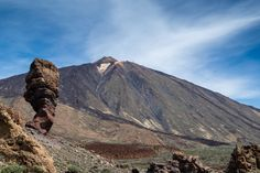 Tenerife, Mount Rainier, Parka, Mount Everest, National Parks, Mountains, Nature, Travel, Naturaleza
