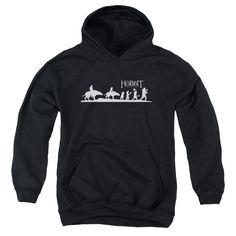 Hobbit - Orc Company Youth Pull-Over Hoodie