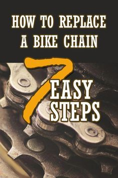 How to Replace a Bike Chain: 7 Easy Steps - Women's style: Patterns of sustainability Mountain Bike Shoes, Mountain Bicycle, Mountain Biking, Cycling Quotes, Cycling Tips, Road Cycling, Cool Bicycles, Cool Bikes, Vintage Bicycles