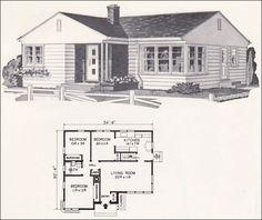 1961 Weyerhauser - Design No. 5134