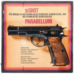 David schools us on this tongue twister, the CZ 75 B Handgun aka Česká zbrojovka Uherský Brod in this review, which debuted, unsurprisingly, in 1975...